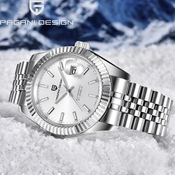 Couples Luxury Automatic Mechanical Watch Set 3