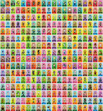 450pcs High Quality Lolly Animal Crossing Horizons Game Card For NS Switch 3DS Game Card NFC Cards Hot Villager Merengue