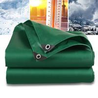 كبيرة الثقيلة الجيش الأخضر قماش قماش القنب متعددة الحجم في الهواء الطلق غطاء مقاوم للماء ، الأقمشة ، القماش المشمع المطر ، الغبار مواد واقية حصيرة-في أشرعة وشبكات الظل من المنزل والحديقة على