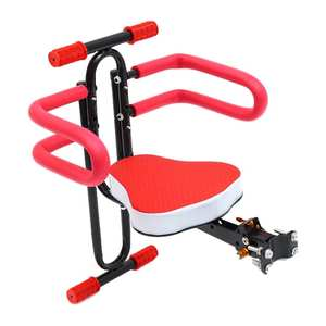 High Quality Bicycle Mounted Child Carrier Bike Seat Safety Front Bicycle Child Seat