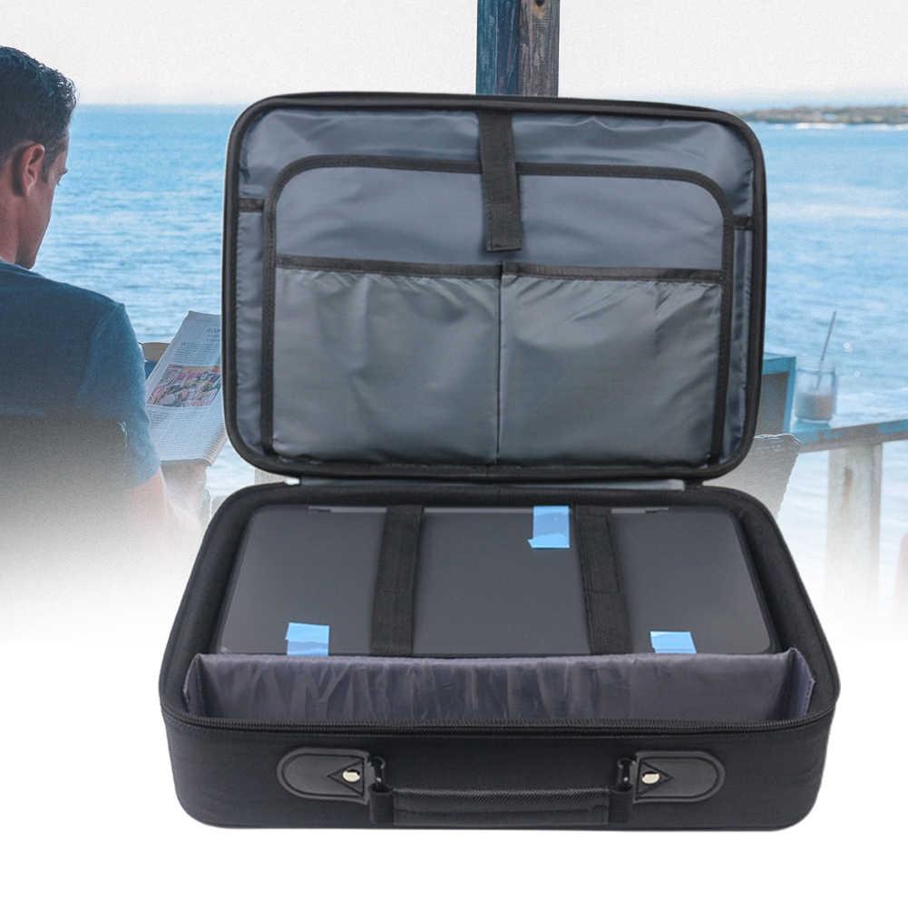 مع مقصورات غطاء متين مقبض المحمولة طابعة حقيبة التخزين متعددة الوظائف مكتب قابل للتعديل حزام العالمي ل HP 258