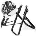 MTB Rennrad Fahrrad Rad Abrichten Stehen Wartung Hause Mechaniker Abrichten Werkzeug Faltbare Rad Korrektur Tabelle