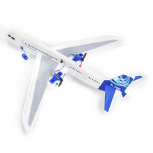 Plane-Toys Drone Aircraft-Model Remote-Control for Kids Christmas-Gifts Quadcopter Glider