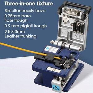 Image 3 - Conector de fibra de FC 6S de alta precisión, cuchilla de fibra óptica, utilizado en FTTX FTTH, envío gratis, bolsa resistente a roturas
