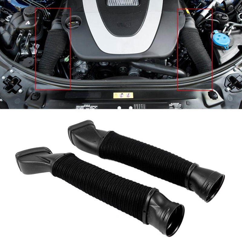 Car Air Intake Duct Hose Pipe for Mercedes-Benz W221/S350/S450/S550/W216/CL550 2730900282 2730900382