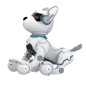 Controle remoto inteligente dublê robô cão educação precoce inteligente & dança robô brinquedo do cão imitar animais mini brinquedo do robô do cão de estimação