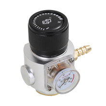 Mini Gas Regulator T21 * 4 Regulato Soda CO2 Charger Kit 0-90 Psi Streamen Biervat Oplader Voor europese Tapbier Kegerator(China)