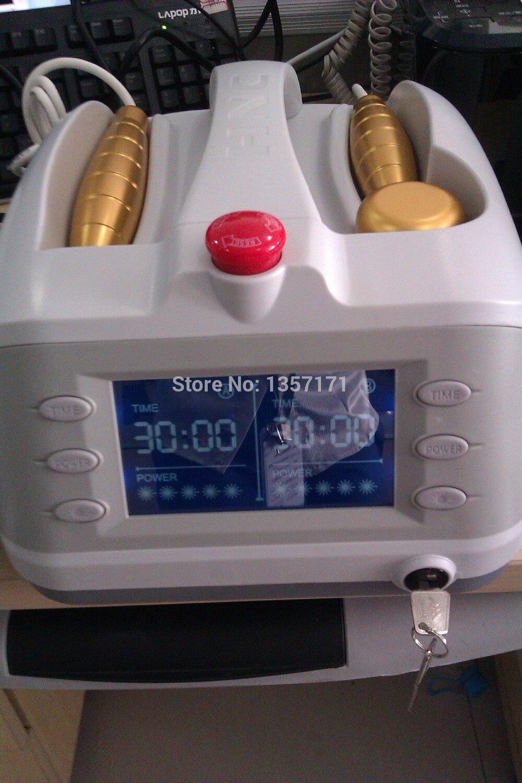 Perangkat fisioterapi tanpa rasa sakit dengan 2 perawatan laser - Perawatan kesehatan - Foto 3