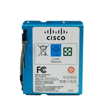 New 11.4V 7800mAh Li ion Communication Equipment Battery for CISCO