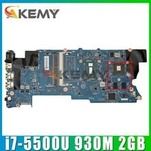 Для HP X360 15-W 15T-W M6-W материнская плата с SR23W i7-5500u 930 м 2 Гб 827523-001 827523-601 448.04806.0021 мб 100% тестирование