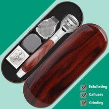 4 шт/компл бритва с деревянной ручкой и мозолом для ног на каблуке