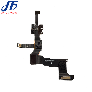 Image 4 - 10Pcs Small Front Facing Camera for iPhone 6 6S Plus 6SP 6P 6G 5 5S 5C SE 5G Flex Cable with Light Proximity Sensor Microphone
