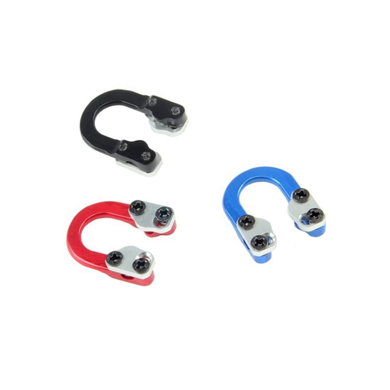 Bogenschießen Metall D Ring Aluminium U Nocke Bowstring Sicherheit Seil Bogen Release Schnalle Hilfe Verbindung Bogen Jagd Schießen Zubehör