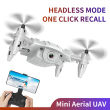 JX15 Mini Aerial Uav Quadcopter With Camera Drone 4k Helicopter Remote Control WiFi Fpv Foldable Obstacle Avoidance RC Dron Toys