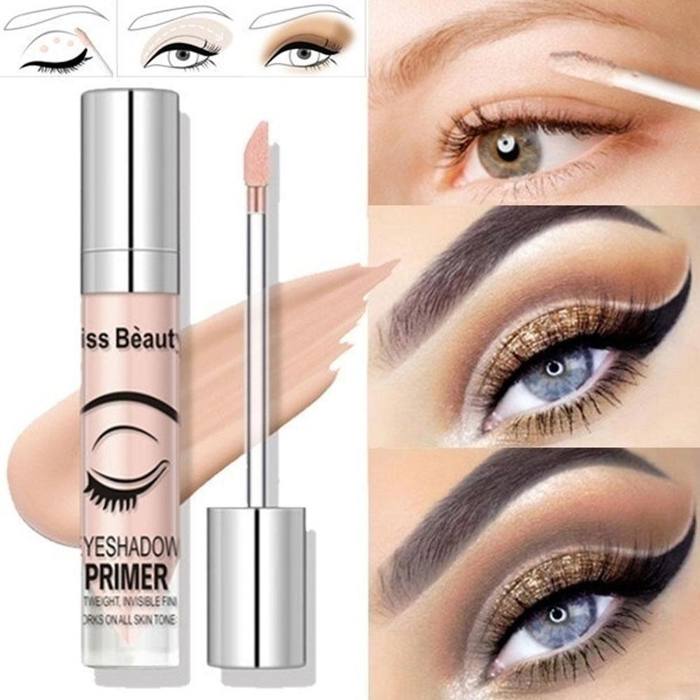 High Quality 1 Piece Eye Primer Eye Base Cream Long Lasting Eyelid Primer Liquid Base Eyeshadow Base Primer Makeup image