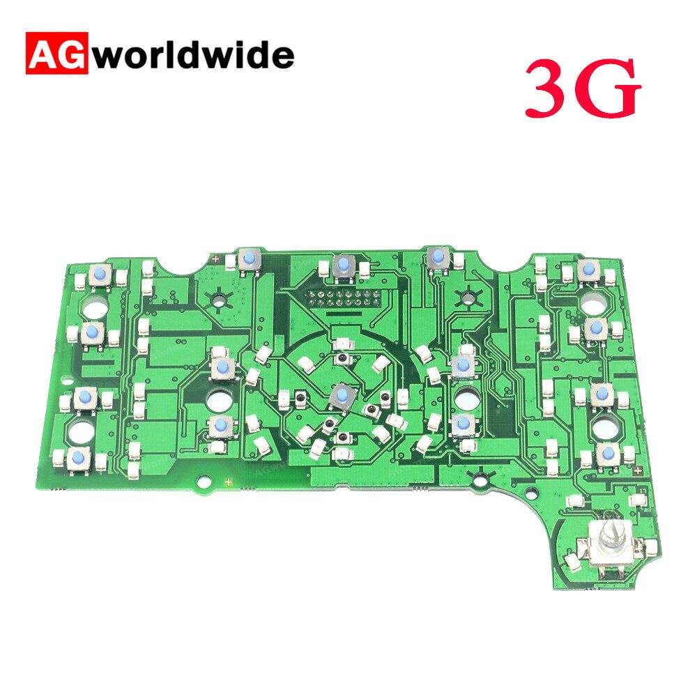 Плата управления 4E2919612L MMI 3G с навигацией для Audi A8 A8L S8 2006-2009 4E1919612 4E2919612B