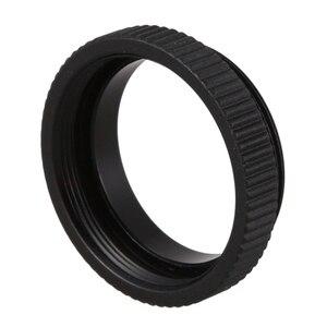 Черный макро для удлинения кольца объектива C интерфейс макро кольцо