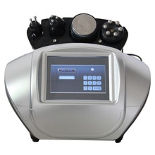 Portable cavitation slimming beauty machine for body shaping and cellulite reduction