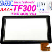 Tableta de 10,1 pulgadas para Asus, Panel digitalizador de pantalla táctil, transformador, TF300T, TF300, 5158N, FPC-1, novedad