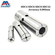 Новые Высокие Высокоточный Зажимной патрон sdc4 sdc6 sdc8 sdc12