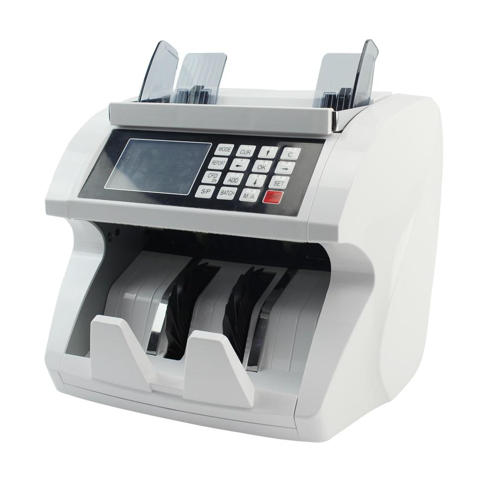série leitura & impressão moeda máquina de