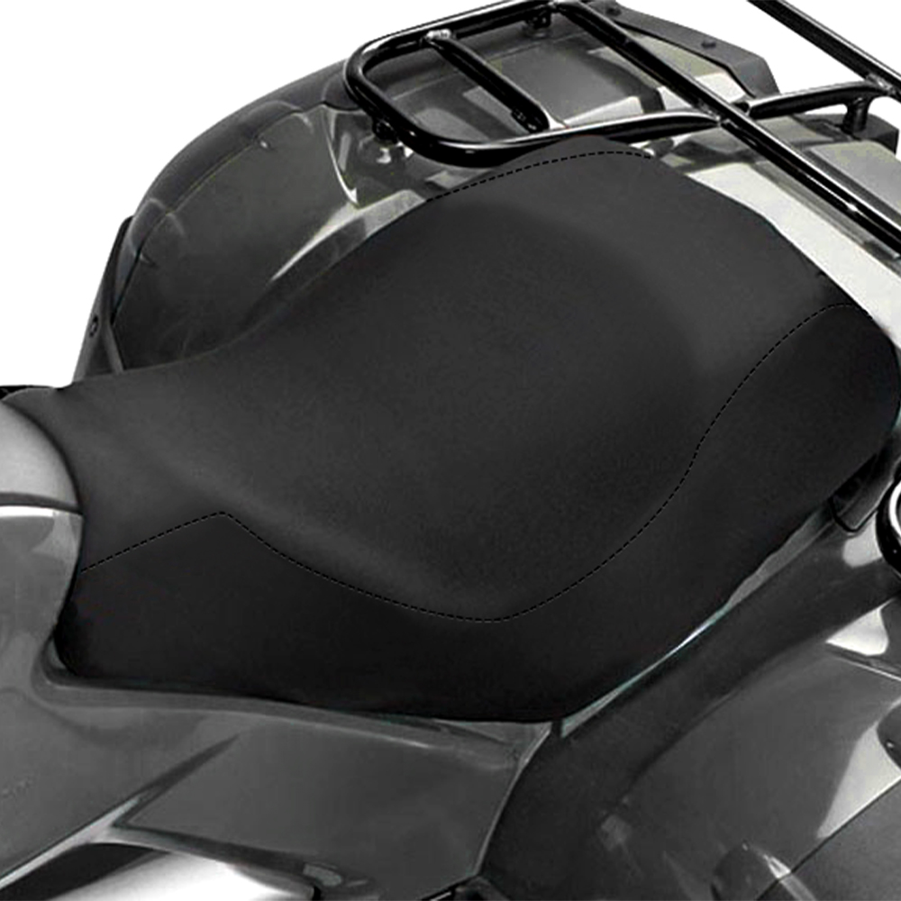 KEMIMOTO ATV Universal Seat Cover For Polaris Sportsman 400 600 For Artic Cat For Can Am For Yamaha FZ FZ1