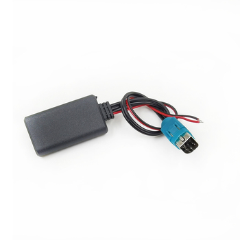 Bestolink Bluetooth Audio Aux Cable Input Adapter MP3 for Alpine KCE-237B 123E 101E 102E 105E 117J 305S CDE-101 CDE-102 INA-W9 недорого