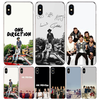 One Direction Louis Tomlinson Phone Case For Apple IPhone 11 12 Pro Mini XR X XS Max 7 8 6 6S Plus + 7G 6G 5 SE 2020 Luxury Patt image