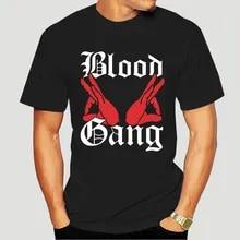 Blood in Blood Out Uzi T-Shirt in schwarz für Männer
