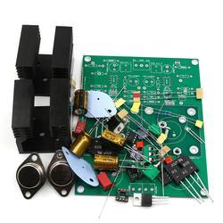 Кг версия KSA5 усилитель для наушников наборы DIY плата регулируется блок питания DC21V