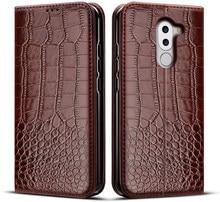 Para huawei honor 6x caso flip couro livro estilo caso para huawei companheiro 9 lite casos de telefone para huawei gr5 2017 capa + slots cartão
