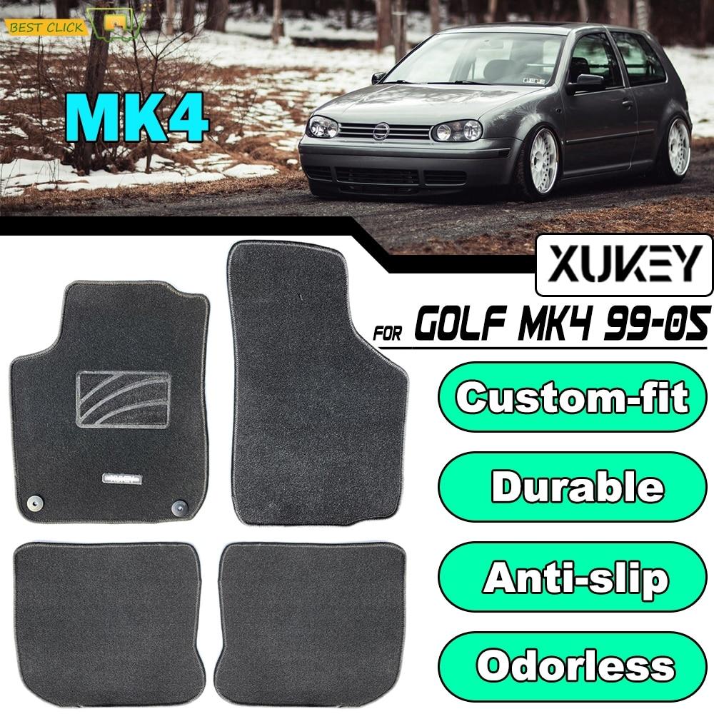Custom Floor Mat Mats For Vw Golf Mk4 Jetta Mk4 1999 2005
