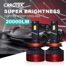 2X F5 H4 LED Scheinwerfer H7 Birne Nebel Licht H1 H27 880 881 9012 9005 HB3 9006 HB4 6000K 20000LM Lampen Auto Lampe Auto Lichter
