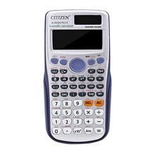 Многофункциональный научный калькулятор, компьютерные инструменты для школьного офиса, принадлежности для студентов, канцелярские принадлежности, подарки