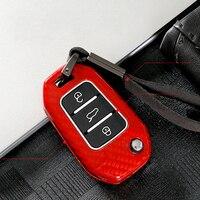 Hohe qualität zink legierung + Silica gel Auto Schlüssel Fall Abdeckung Für Peugeot 301 308 308S 408 2008 3008 4008 508 für Citroen C4 Zubehör-in Schlüsseletui für Auto aus Kraftfahrzeuge und Motorräder bei