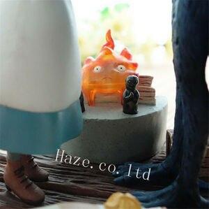 Image 4 - יללה של העברת Castle יללה & סופי קלאסי PVC פעולה איור דגם צעצוע אוסף אנימה איור צעצועי בובת ילדים Gifts10cm בתיבה
