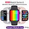 2021 Original IWO Series W26 SE Smart Watch 6 Men Women Smartwatch Sports Fitness Bracelet For Xiaomi iPhone Apple Band Watches
