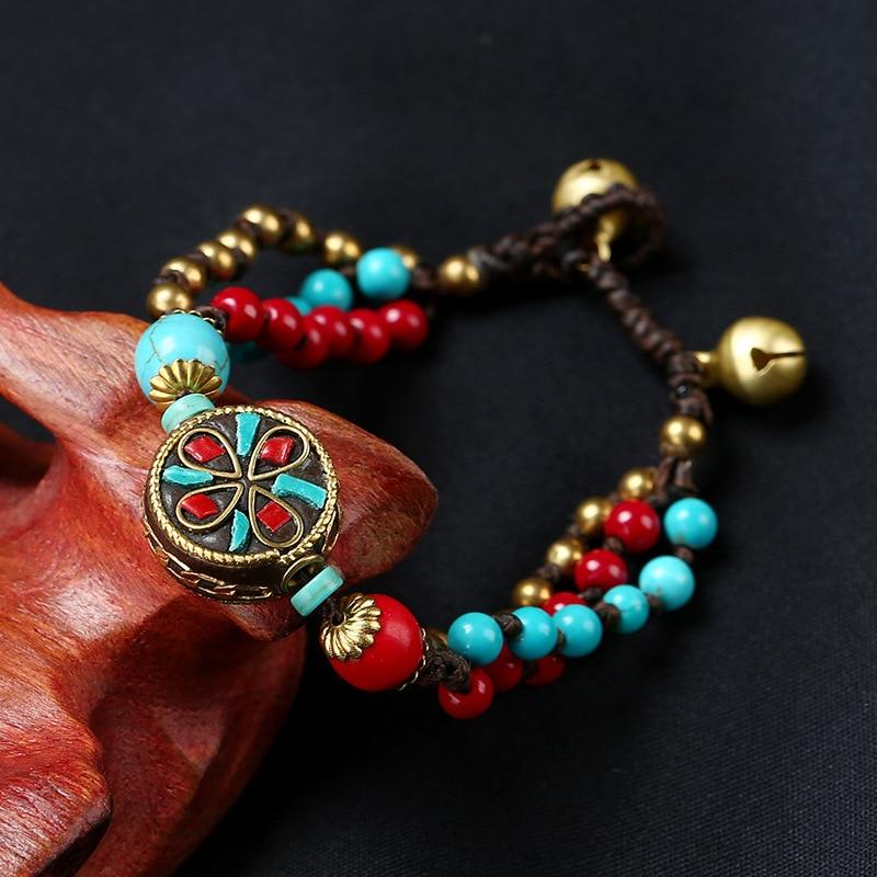 5-Designs-vintage-Nepal-bracelet-New-handmade-braided-bracelet-nature-stones-Original-Design-Simple-ethnic-bracelet (4)