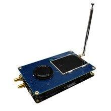 Dernière Version PORTAPACK avec 0.5ppm TCXO GPS horloge pour HACKRF un SDR 1 MHz 6 GHz SDR récepteur FM SSB ADS B SSTV jambon radio C1 007