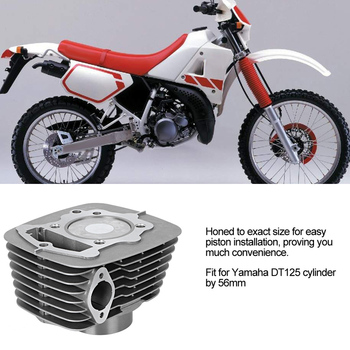 Motorbike Cylinder Kit Replacement for Honda ATC200 ARC XL200 250cc Piston 65.5mm Rings Gaskets
