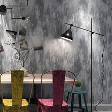 10 м x 053 Ретро стиль нетканые цементные обои для спальни гостиной