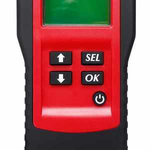 Image 5 - جهاز اختبار تحميل البطارية الرقمي ، شاشة LCD 12 فولت AE300 ، أداة تشخيص السيارة ، الدراجة النارية ، الدراجة النارية