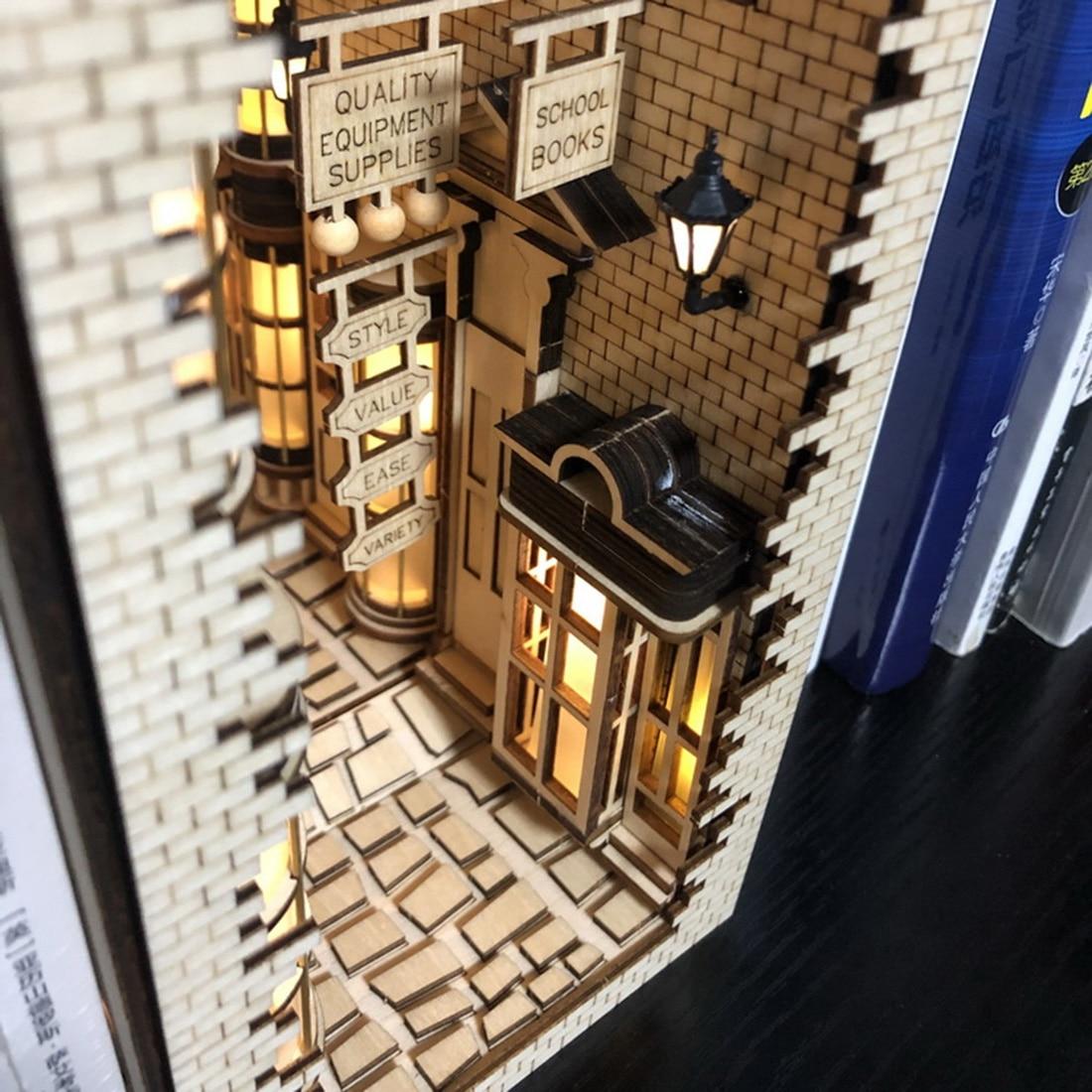 Hb7a0e1489e6e4b33a249b7b09fd034b3D - Robotime - DIY Models, DIY Miniature Houses, 3d Wooden Puzzle
