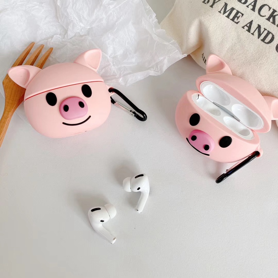 3D Cute Cartoon Cases for Airpods Pro 201