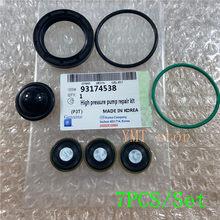 Um conjunto original de alta pressão bomba reparação kit vedação para opel não: 93174538