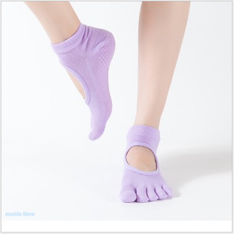 10 par estilo quente halter toe yoga