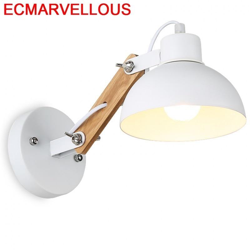 Lampe Deco Maison Bathroom Luminaria De Parede For Home Applique Murale Luminaire Bedroom Light Aplique Luz Pared Wall Lamp Wall Lamps    - title=
