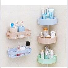 home corner kitchen bathroom shelf Bathroom corner storage rack Organizer Wall Shower Shelf Basket storage rack