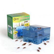 Kakkerlak Trapping Tool Upgrade Veilige Efficiënte Anti Kakkerlakken Killer Muggen Geen Vervuilen Voor Home Office Keuken