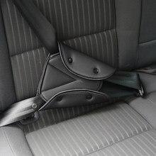 Fotelik dziecięcy regulacja paska uchwyt samochodowy szyjka na szyję poduszka na ramię dla dziecka pas bezpieczeństwa pozycjoner fotelik dziecięcy pas bezpieczeństwa dla dzieci nowość